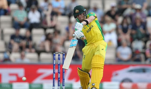 Steve Smith unfazed by 'cheat' chants after century against England