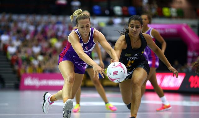 Vitality Superleague set to showcase athletes and eager to continue netball's momentum