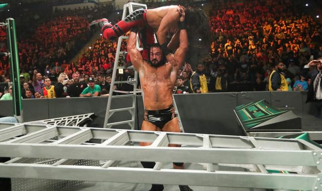 Major shock at Money In The Bank as star returns and three titles change hands