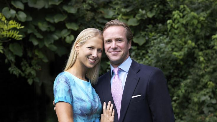 Lady Gabriella Windsor and fiance Thomas Kingston