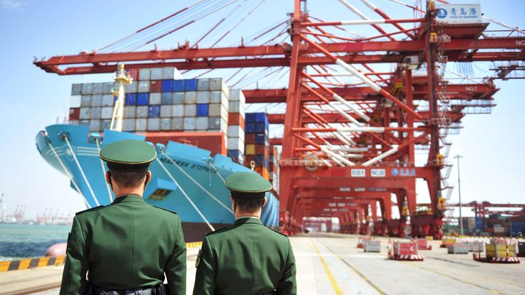 China imports far more to the US than the other way around