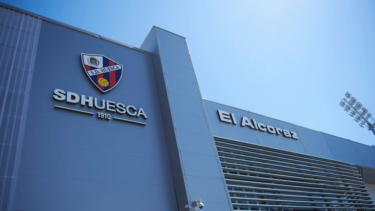 A lawyer said several people from Huesca has been detained in relation to the allegations