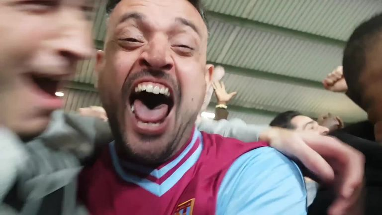 A look back at the emotional roller coaster of the Championship play-off semi-finals for fans ahead of Aston Villa vs Derby.