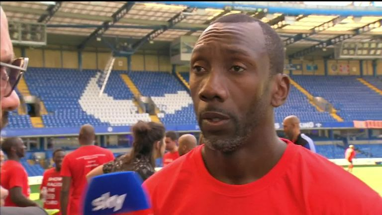 Former Chelsea forward Jimmy Floyd Hasselbaink believes it could be a successful first season for Sarri