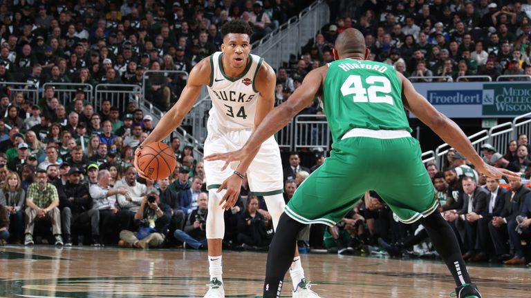 Highlights from the Milwaukee Bucks' series-clinching 116-91 Game 5 win over the Boston Celtics