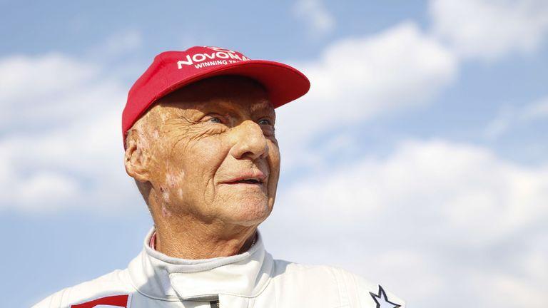 Niki Lauda has died aged 70