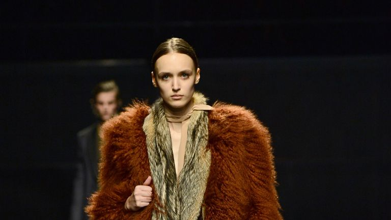 Italian fashion house Prada to stop using fur from next year