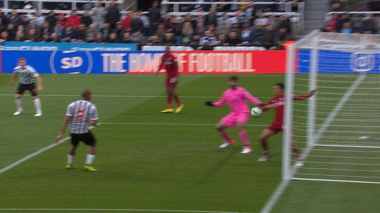Newcastle 2 - 3 Liverpool - Match Report & Highlights