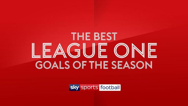 VOTE: League One Goal of the Season