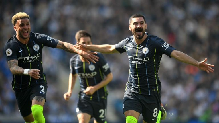 Gary Neville, Jamie Carragher, John Barnes react to Man City and Liverpool title race finale