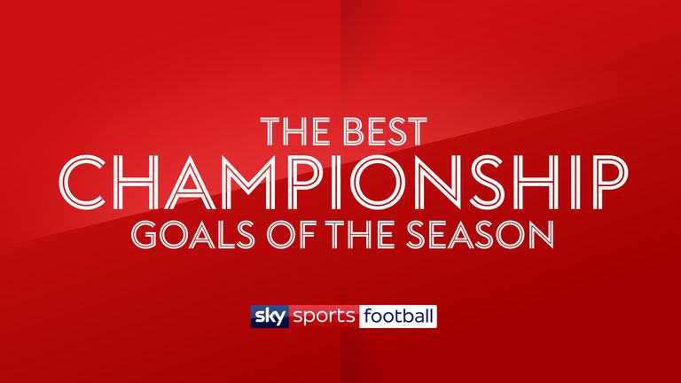 VOTE: Championship Goal of the Season