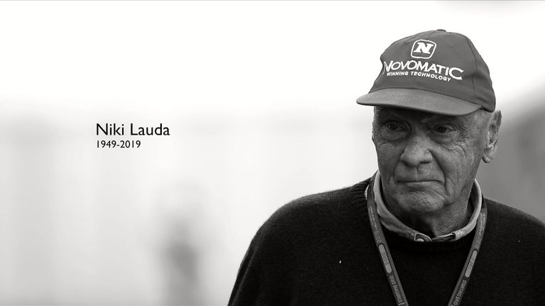Martin Brundle's tribute to the much-loved and enigmatic three-time F1 world champion Niki Lauda, after he passed away aged 70