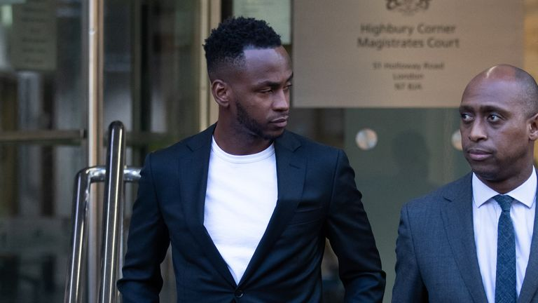 Berahino has been banned for 30 months and fined £75,000