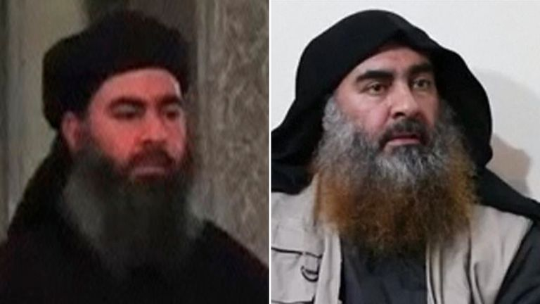 What the CIA is looking for in the al Baghdadi video