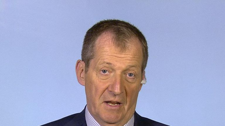 Alastair Campbell says he has been 'expelled' from the Labour Party