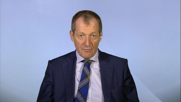 People's vote campaigner Alistair Campbell tells Sky News Labour's policy on Brexit has failed.