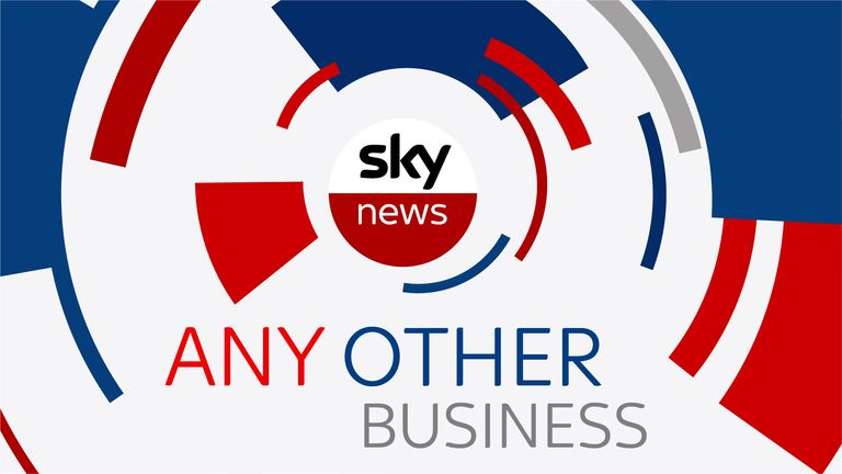 Any Other Business - the Brexit-free politics podcast from Sky News