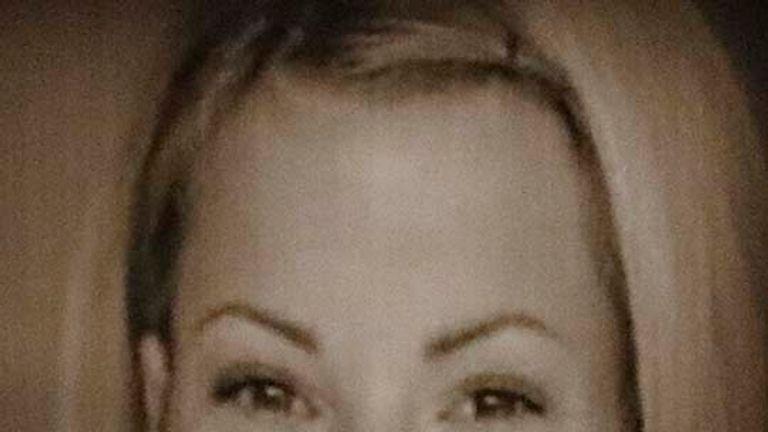 Ashley Ellerin, 22, was the girlfriend of Ashton Kutcher