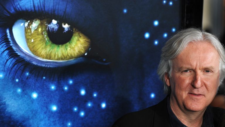 James Cameron's Avatar is the highest grossing film of all time
