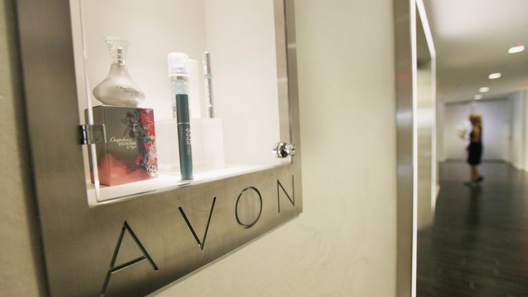 Avon says the all-share deal will accelerate its transformation plans