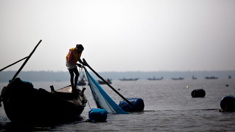 Local fishermen are concerned about how the ban will affect their livelihoods and their income