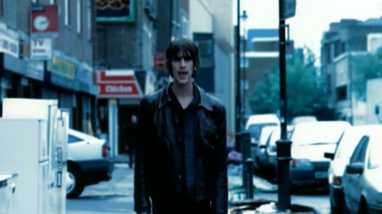 Bitter Sweet Symphony video - The Verve. Pic: YouTube/TheVerveVEVO