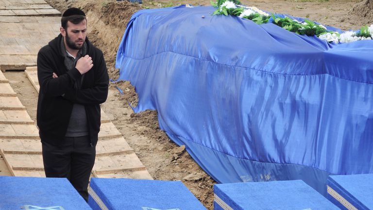 More than 1,200 Jewish Holocaust victims found in mass grave