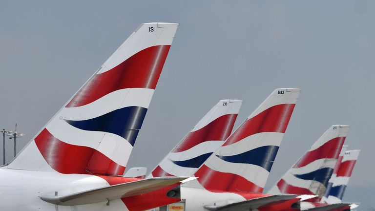 UK airports are expected to be extremely busy on Friday