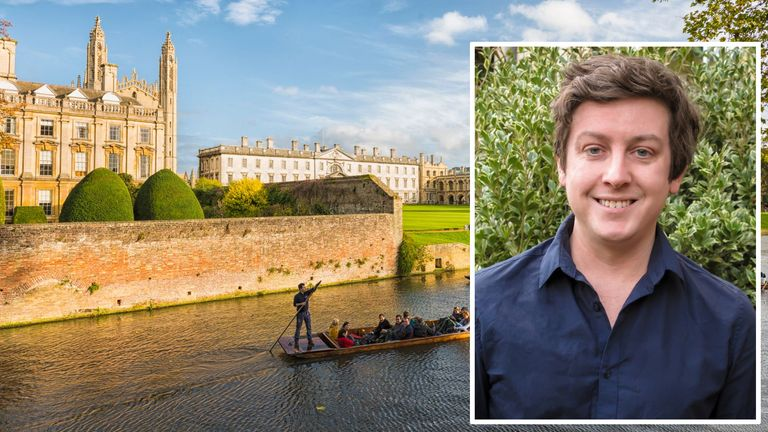 Dr Matthew Bothwell is an astronomer at Cambridge