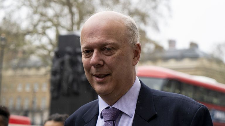 Chris Grayling introduced the part-privatisation of probation services in 2014