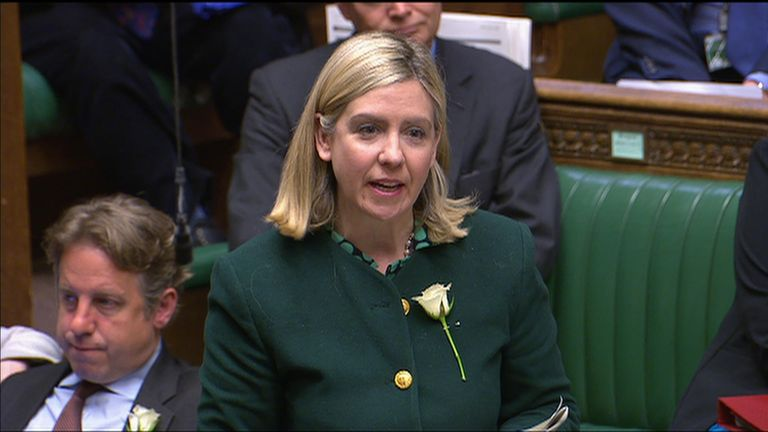 Conservative MP Andrea Jenkyns has told Theresa May that she has 'failed' on Brexit and should quit.