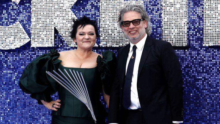Director Dexter Fletcher has brushed aside comparisons to Queen biopic Bohemian Rhapsody