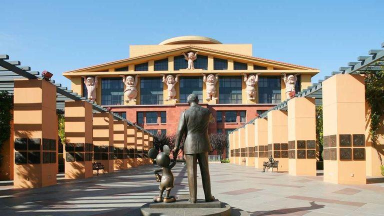 Walt Disney Studios have announced a raft of new films. Pic: Disney