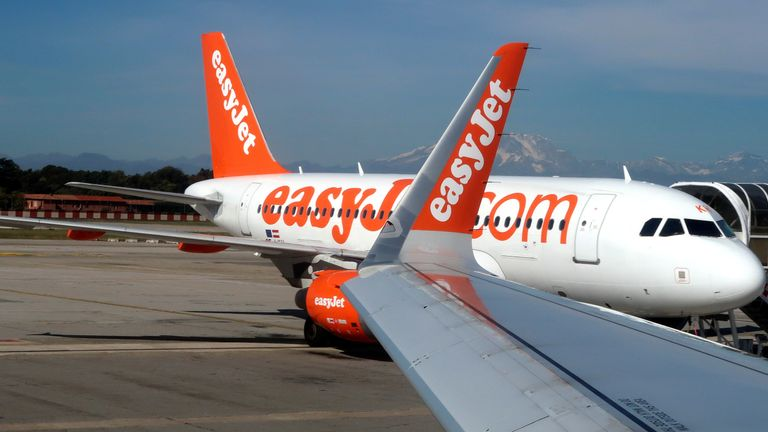 EasyJet bookings hit by Brexit and economic uncertainty