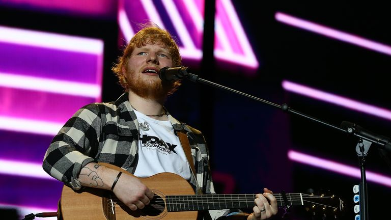 Ed Sheeran has doubled his wealth in the space of a year