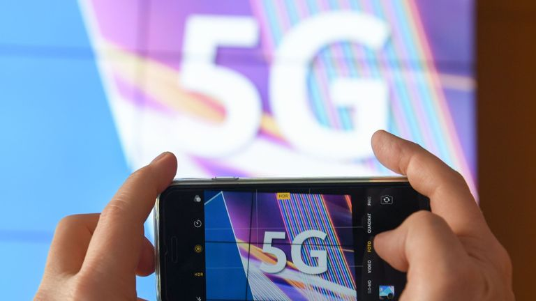 5G is expected to offer internet speeds several times faster than 4G