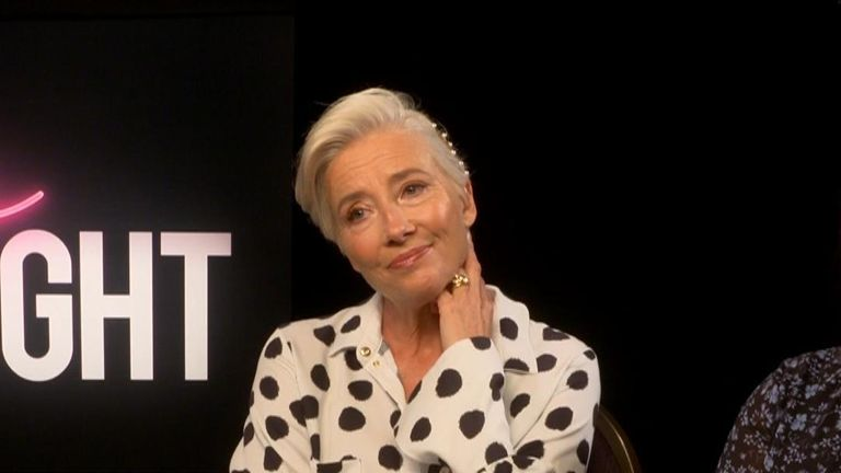 Emma Thompson: 'I wasn't sexy enough to play a cougar'