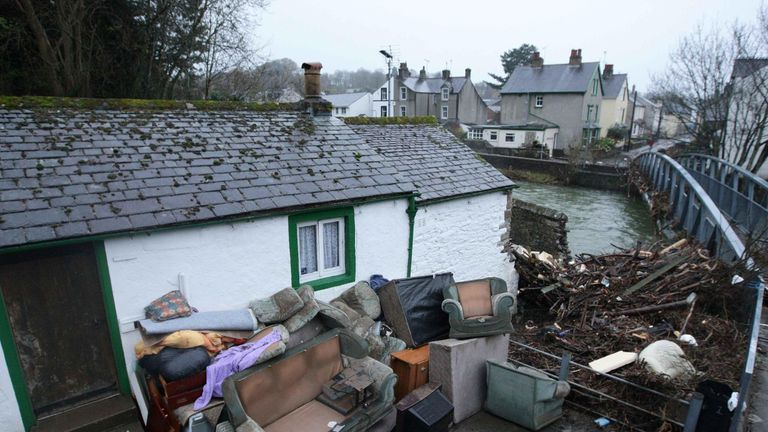 Damage from floods will significantly rise unless action is taken, the report warns