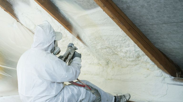 CFC-11 has been used in foam insulation
