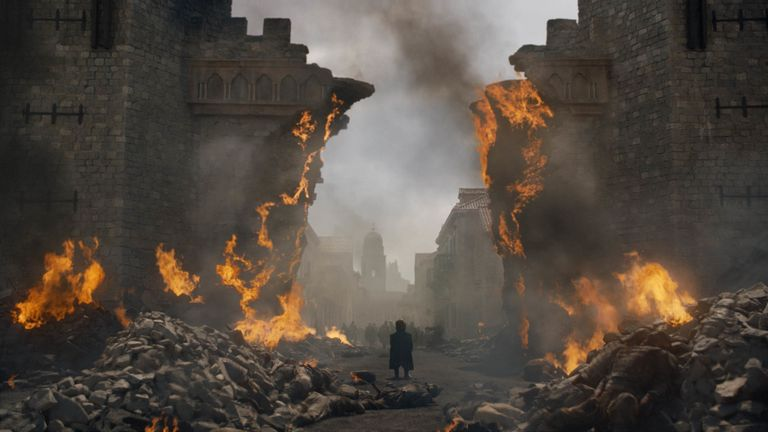 Game Of Thrones re-make petition sees huge boost after