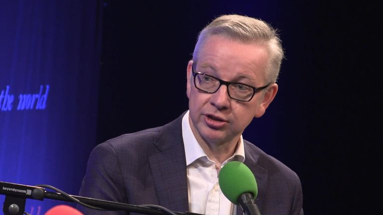 Environment Secretary Michael Gove gave his thoughts on no deal and talked about why he is now ready to be prime minister