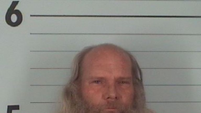 Edwin Hiatt is a suspect in the death of Barry Crane. Pic: Burke County Police