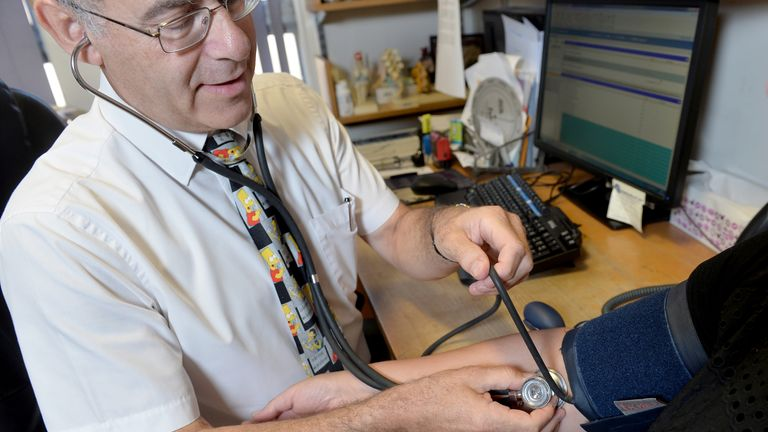 Four million people of working age in the UK are living with untreated high blood pressure