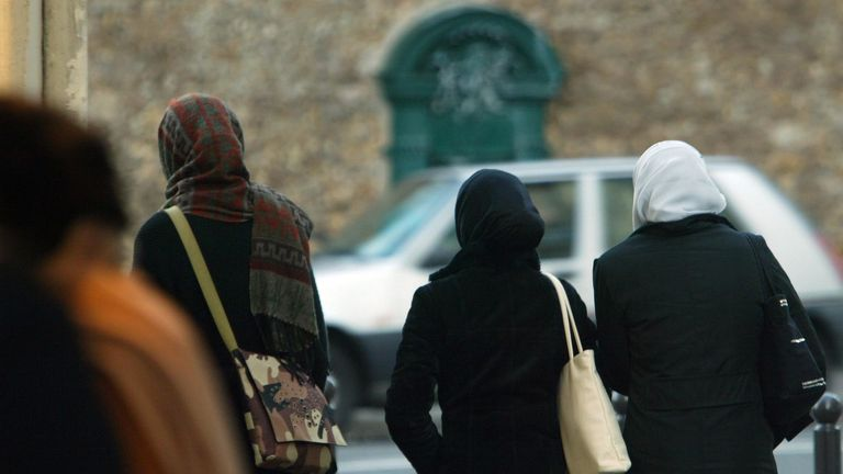 Countries such as France have also implemented bans on the hijab in schools.