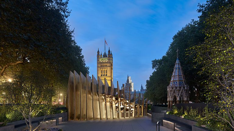 The design for the United Kingdom Holocaust Memorial