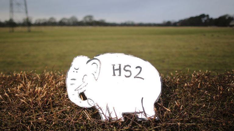 Many think HS2 is a waste of money