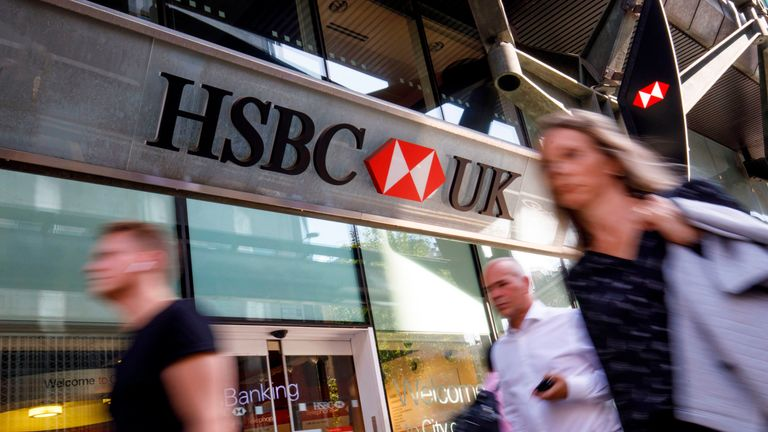 UK on HSBC watchlist over Brexit uncertainty