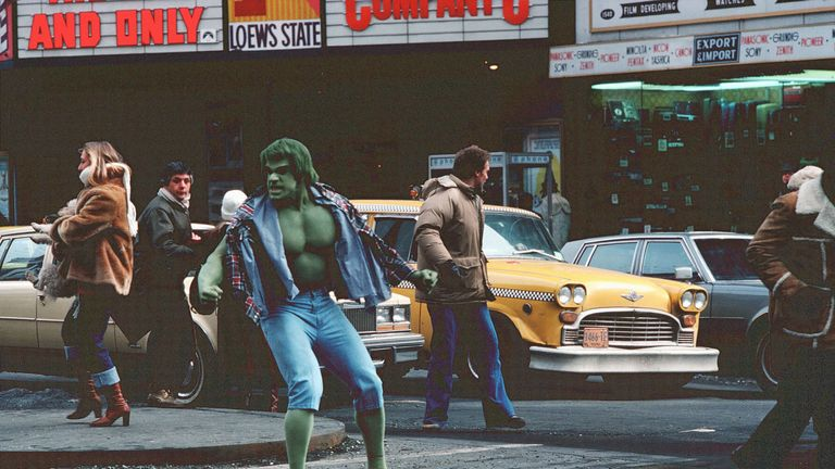 Barry Crane directed five episodes of The Incredible Hulk between 1979 and 1981