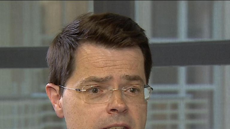 James Brokenshire discusses the £200m fund to replace unsafe Grenfell Tower-style cladding on around 170 private high-rise residential buildings