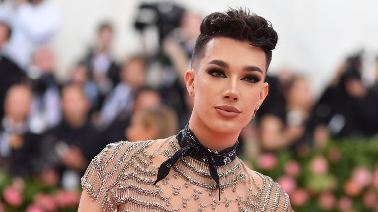 James Charles has lost two million subscribers on YouTube